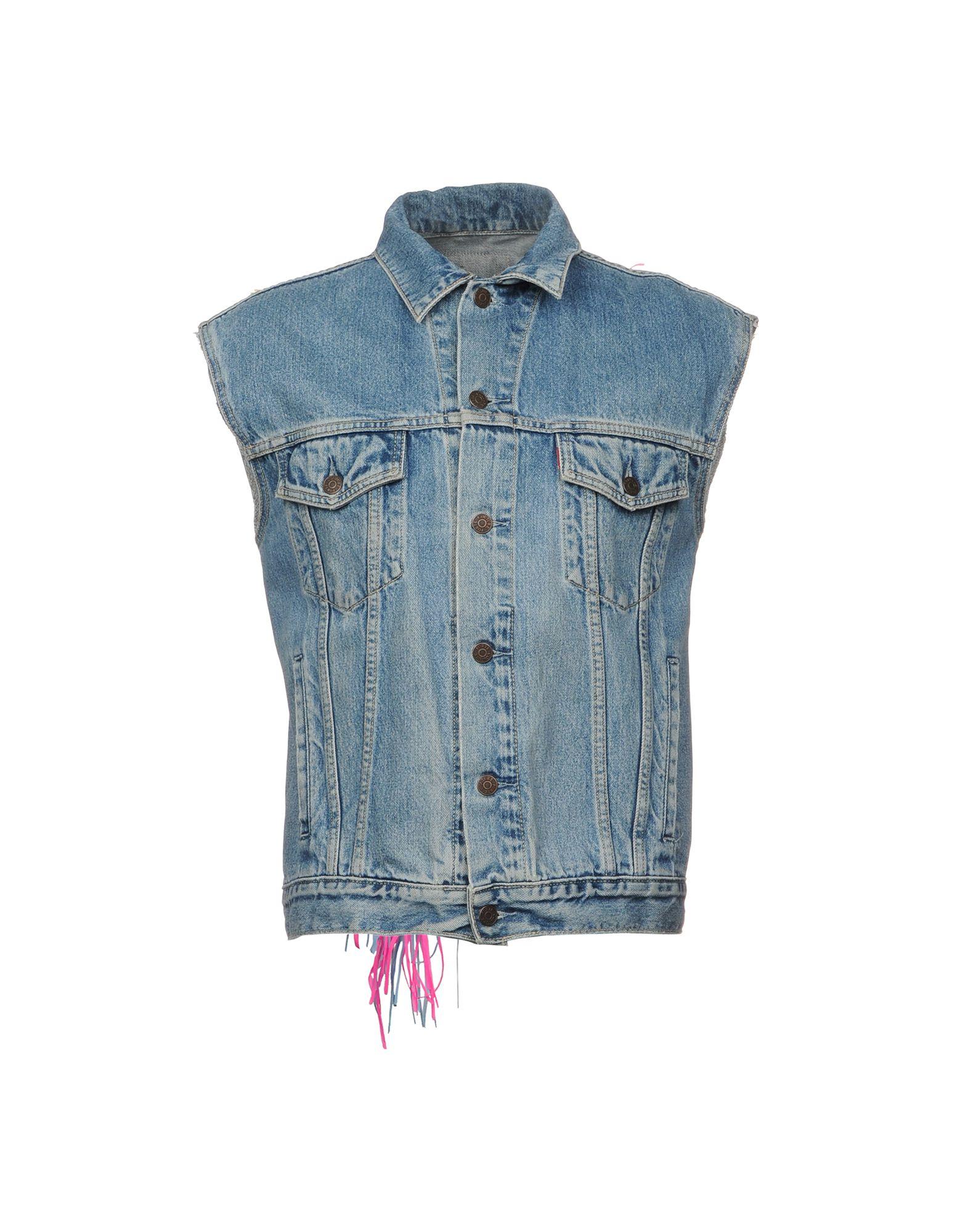 Giubbotto Giubbotto Giubbotto Jeans Forte Dei Marmi Couture Uomo - 42630894RM 7feb9b