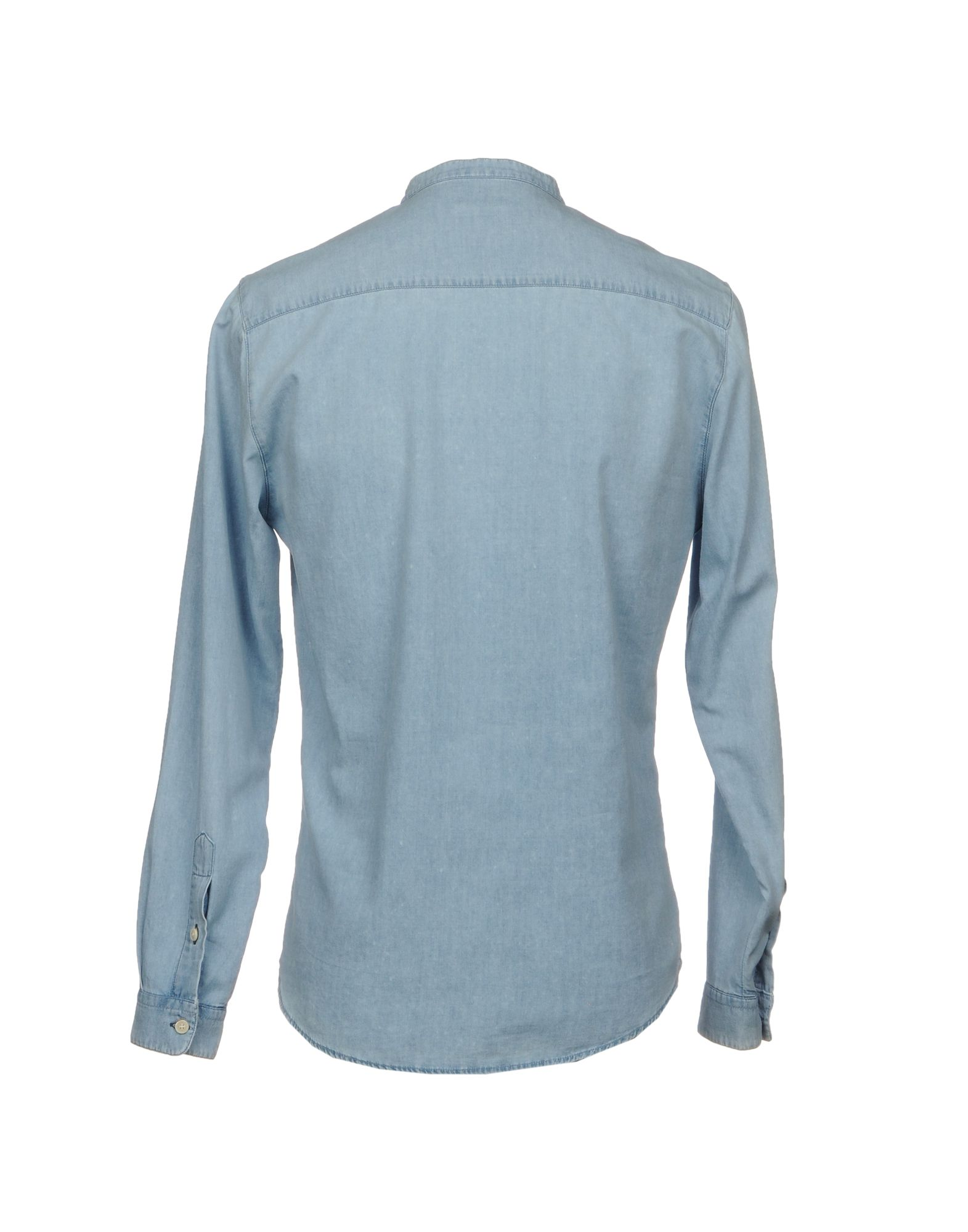 Camicia Jeans (+) People Uomo - - - 42630921US 25bff9