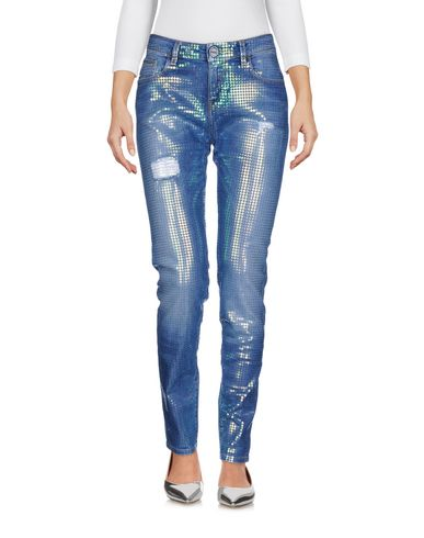 newest 35d9e 780ac PINKO Denim trousers - Jeans and Denim | YOOX.COM