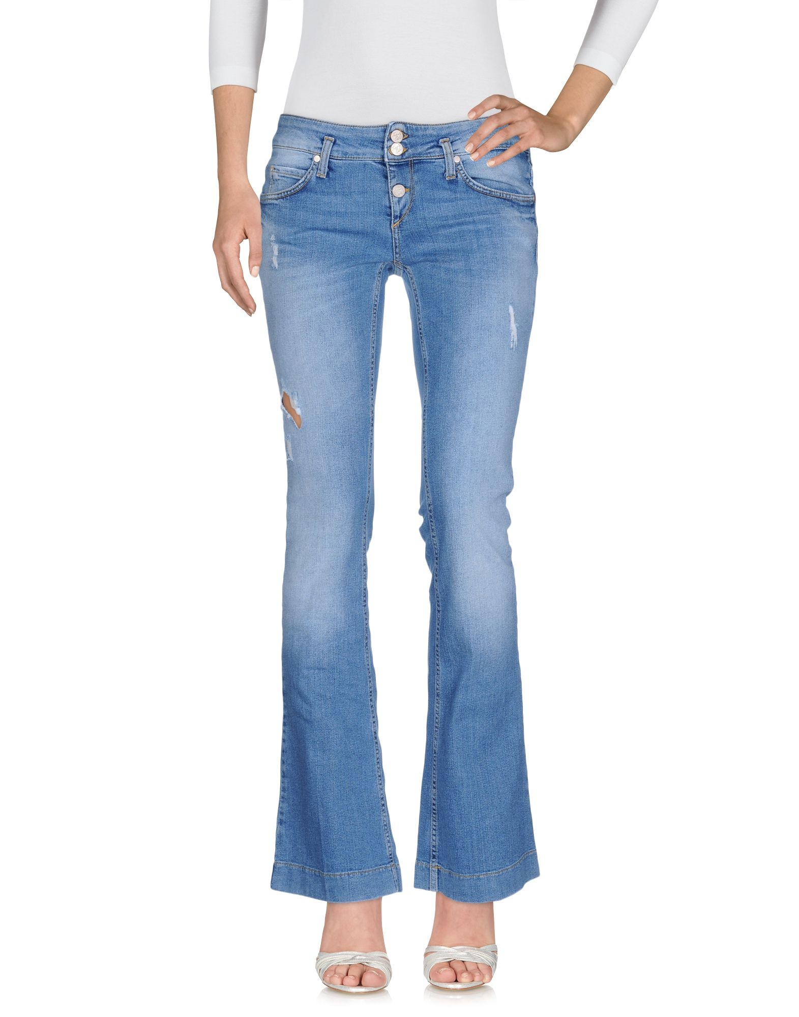 Pantaloni Jeans Twenty Easy By Kaos damen - 42631199MC