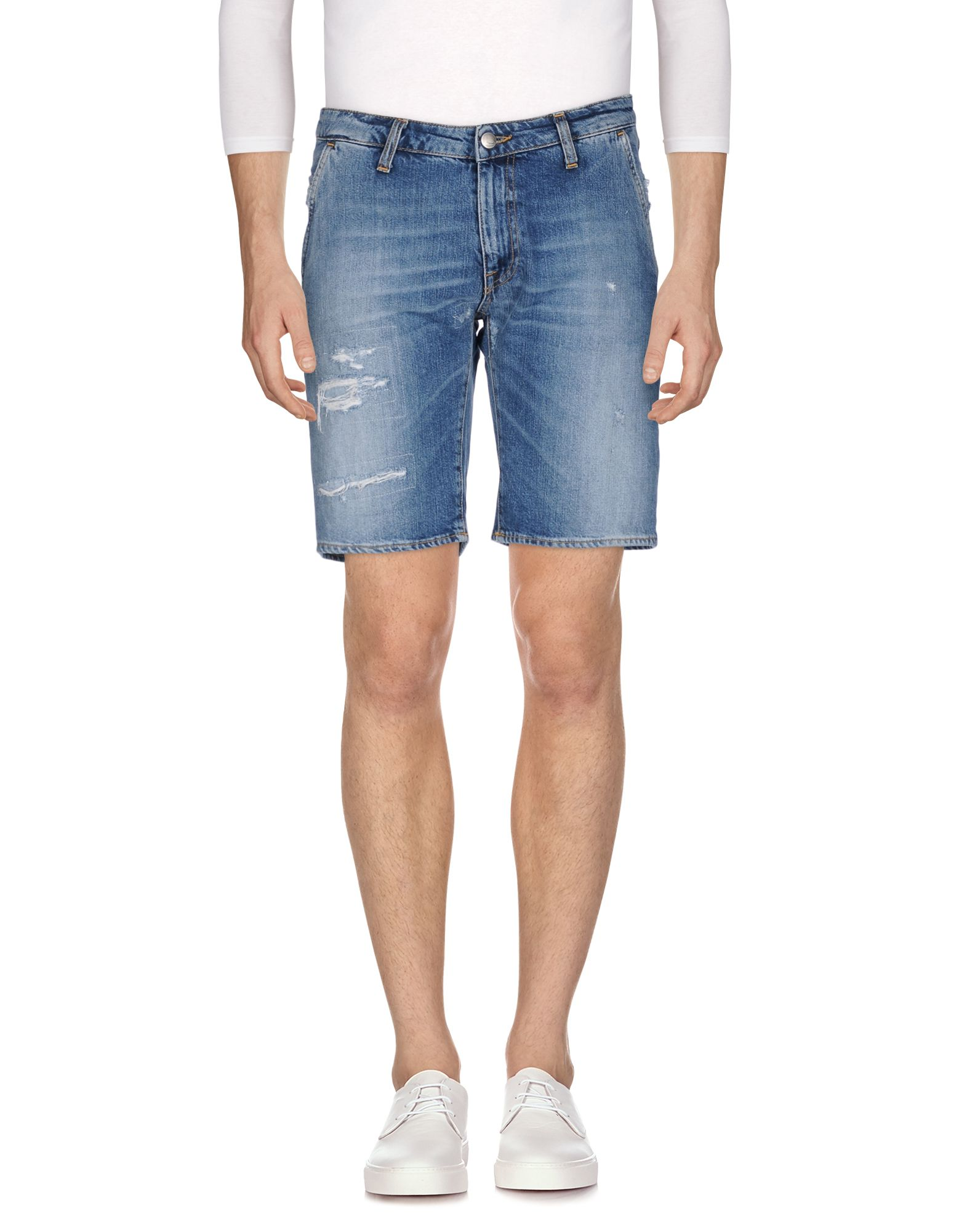 Shorts Jeans (+) People Uomo - Acquista online su
