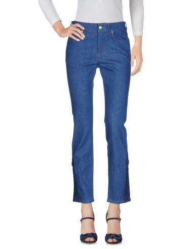 ALEXANDER MCQUEEN - Pantaloni jeans