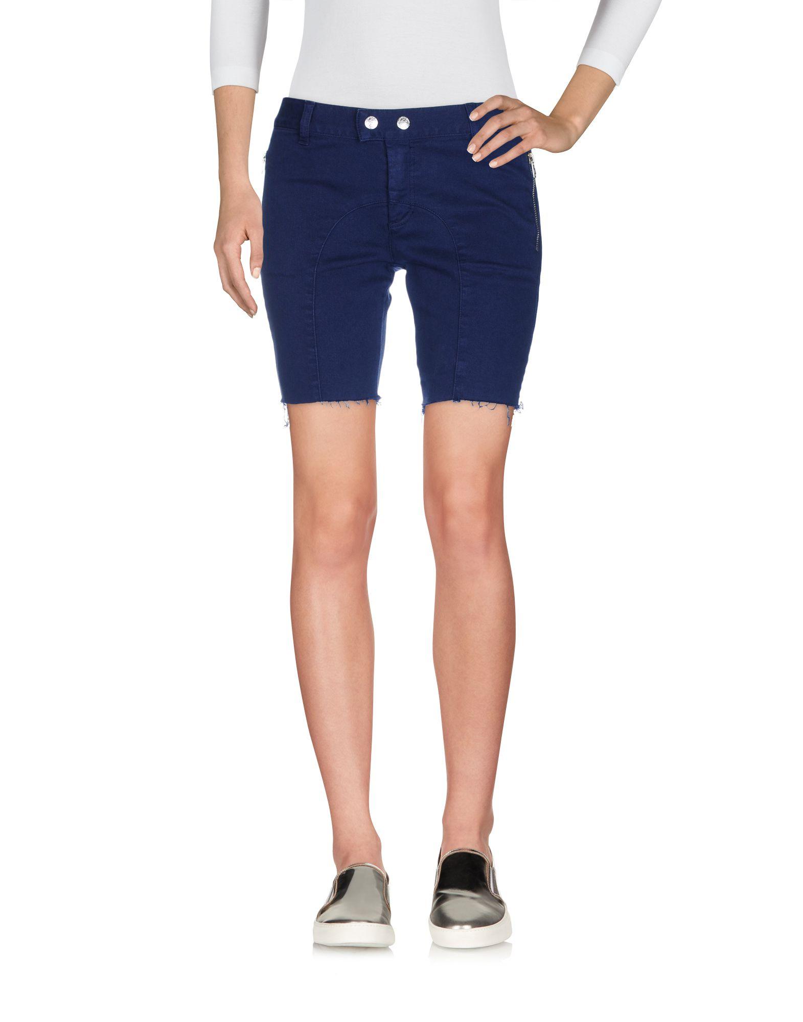 Shorts Jeans Mcq Alexander Mcqueen Donna - Acquista online su W6K4sW1G