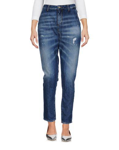 Verkauf 2018 Neue MANILA GRACE Jeans Mode-Stil Online Auslass 2018 Neueste Gut Verkaufen Aus Deutschland H1DrutUoKb