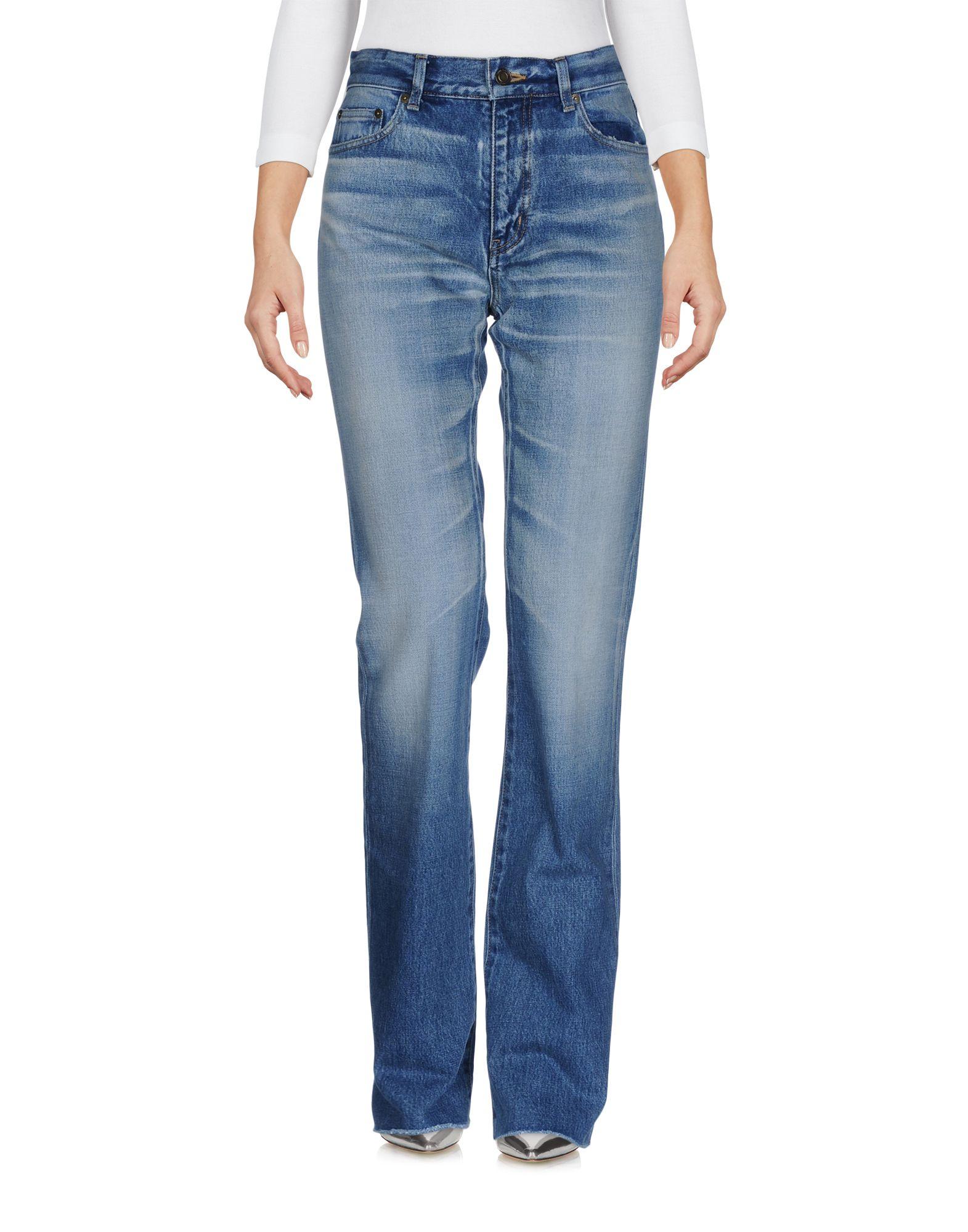 Pantaloni Jeans Saint Laurent Donna - Acquista online su MtXam