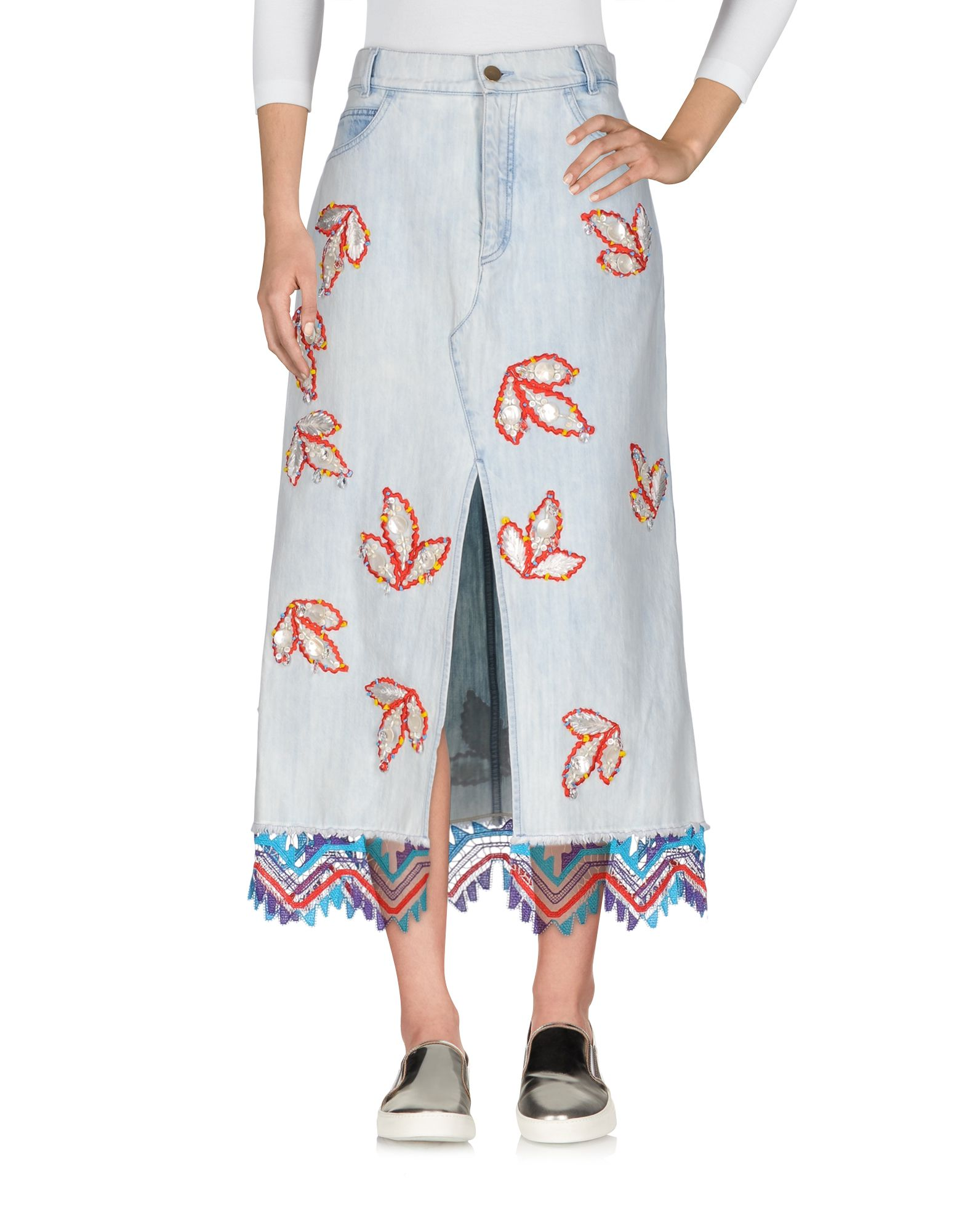 Gonna Jeans Peter Pilotto Donna - Acquista online su 8ODlnPl