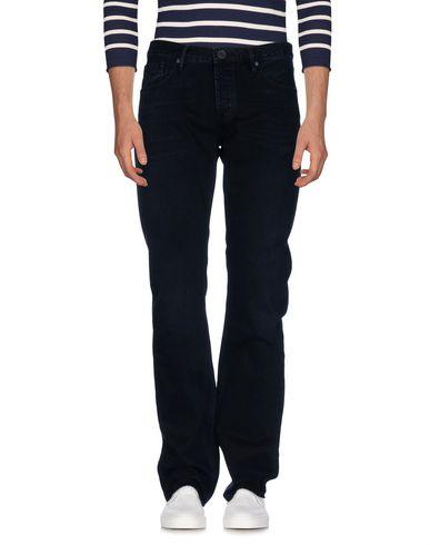 BURBERRY - Denim trousers