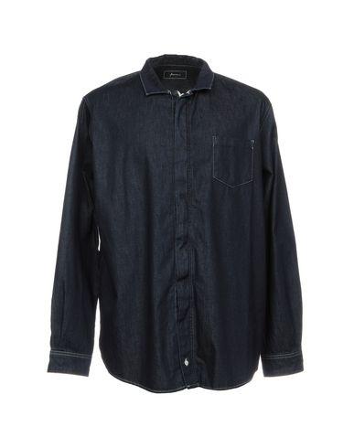 Frykt Camisa Vaquera eksklusive billig pris ckXuUzFy