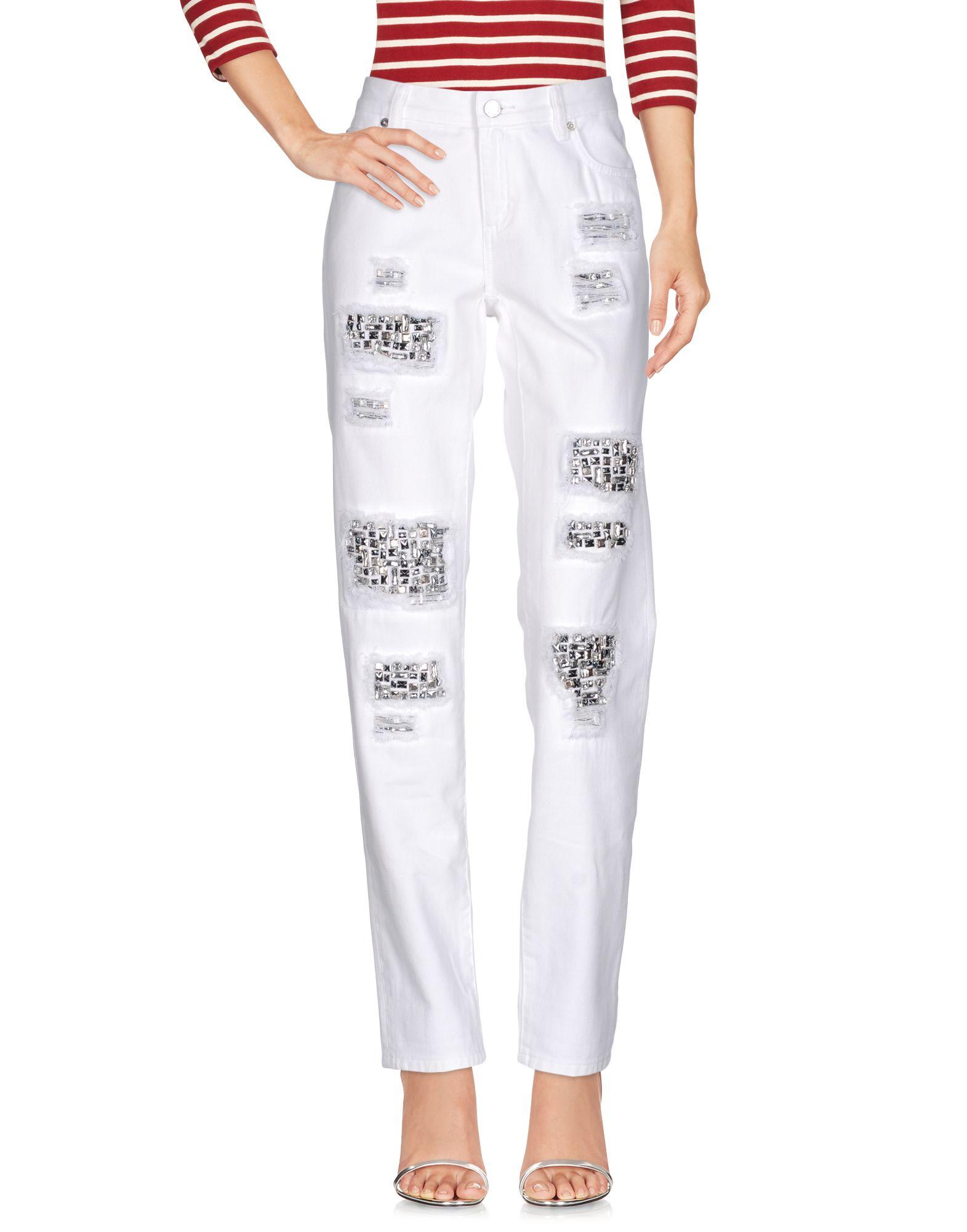 Pantaloni Jeans Michael Michael Kors Donna - Acquista online su