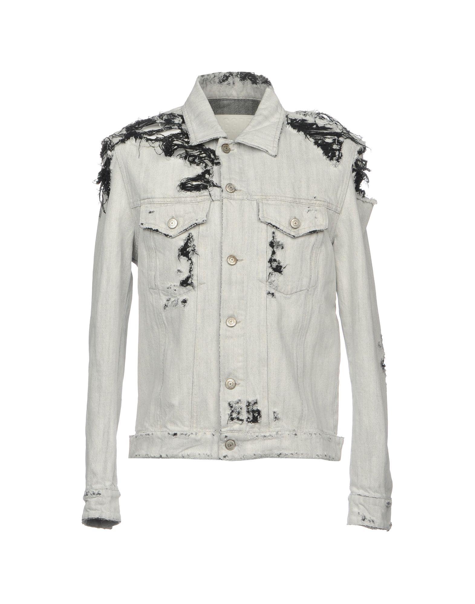 Giubbotto Jeans Golden Goose Deluxe Brand Uomo - Acquista online su
