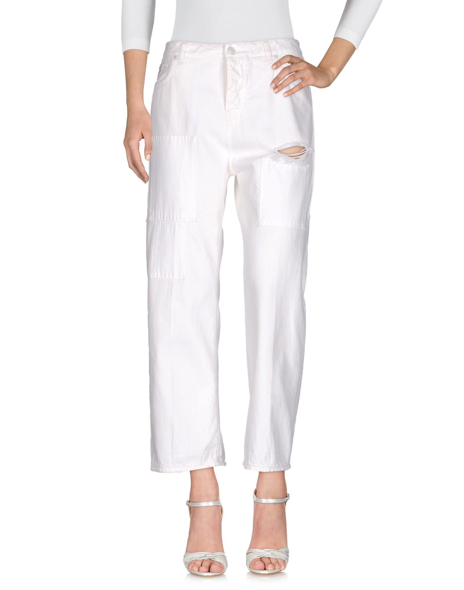 Pantaloni Jeans 2W2m damen - 42633547IW
