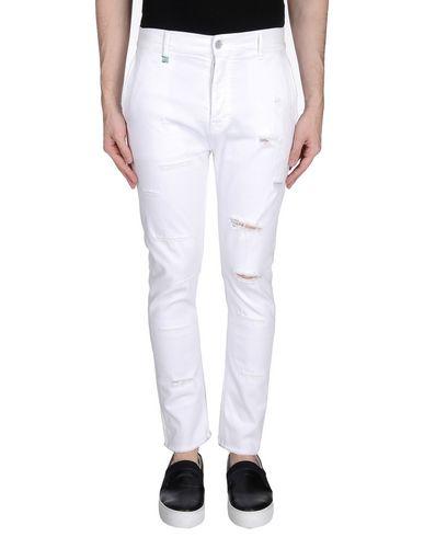DANIELE ALESSANDRINI HOMME - Pantaloni jeans