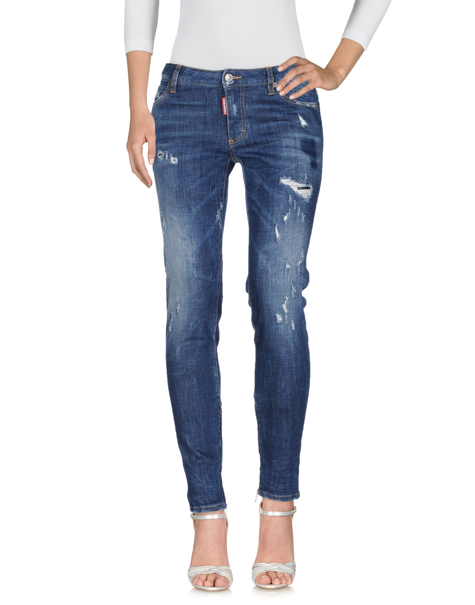 Pantaloni Jeans Dsquared2 Donna - Acquista online su ITP1fLcOYU