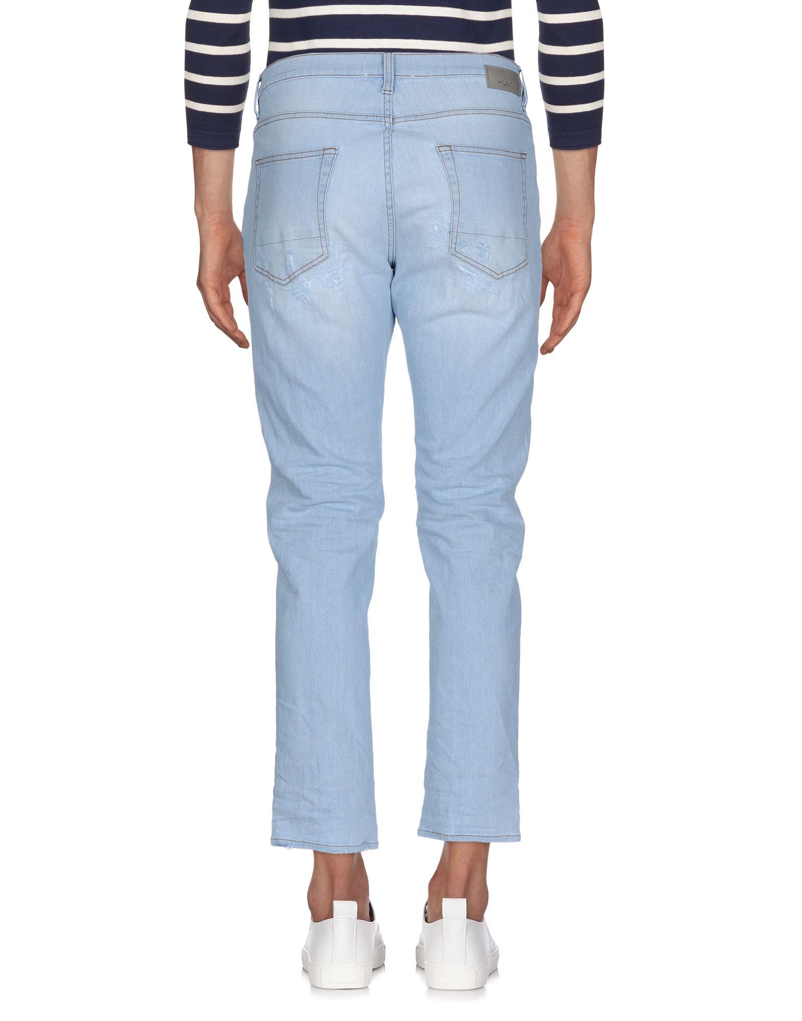 Pantaloni Jeans Jeans Pantaloni Aglini Uomo - 42634016QK 36b3ab