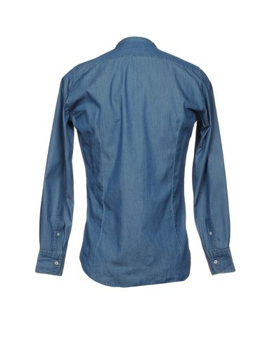 En Jean Regimental Chemise Bleu Regimental Bleu Chemise Jean Chemise Regimental En w6qa6ZTn