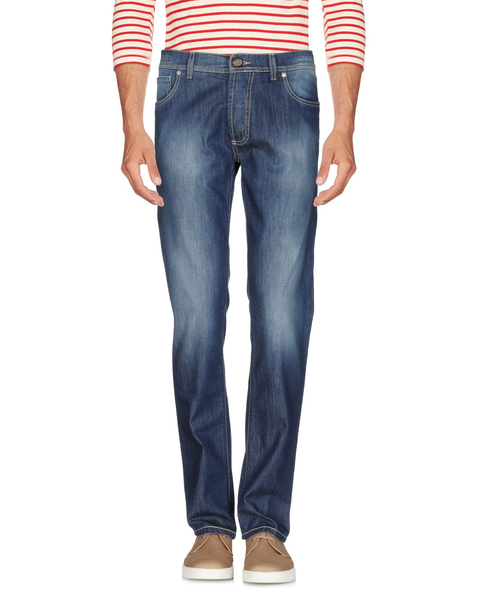Pantaloni Jeans Richard James Brown Uomo - Acquista online su
