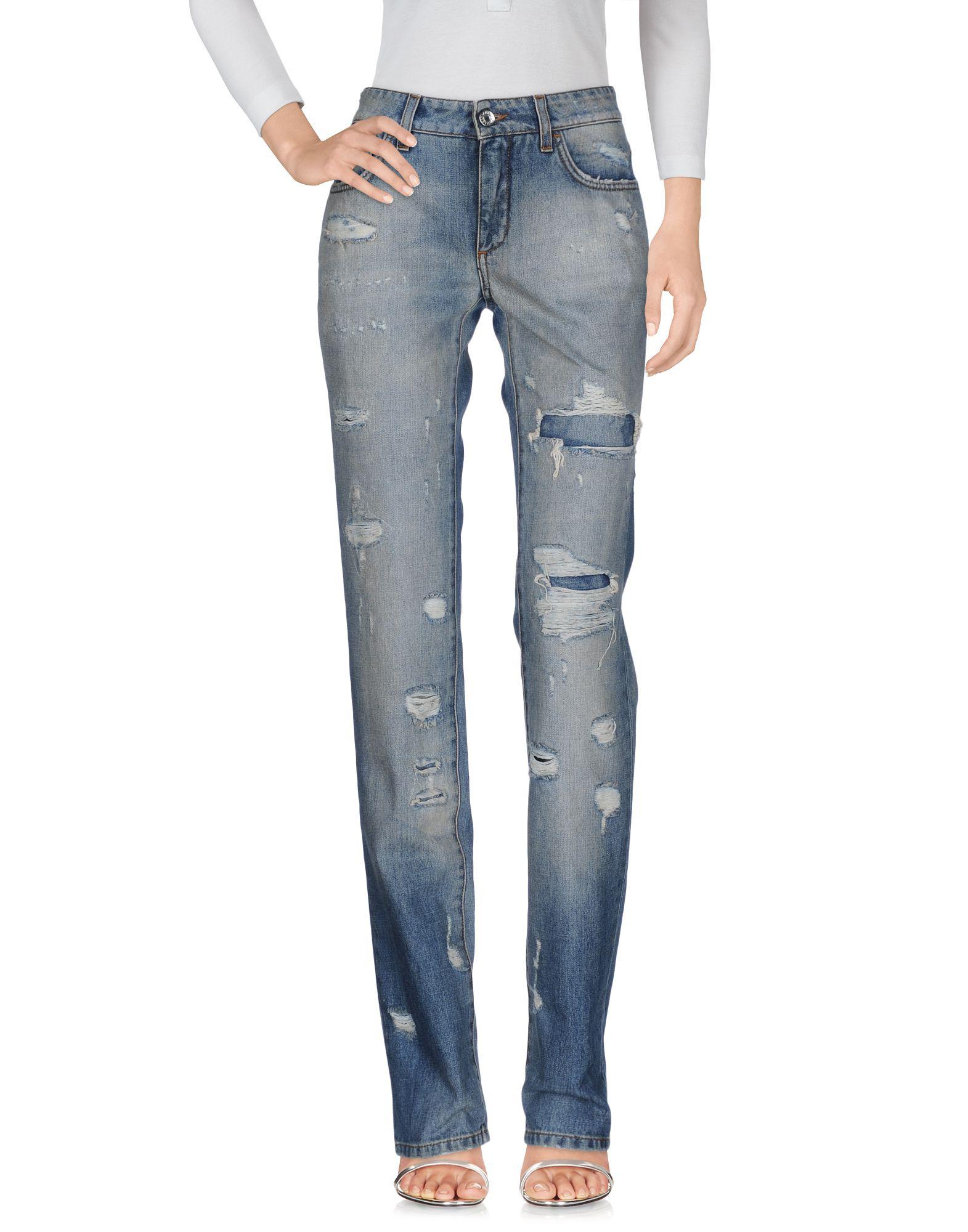 Pantaloni Jeans Dolce & Gabbana Donna - Acquista online su KPIn2vE