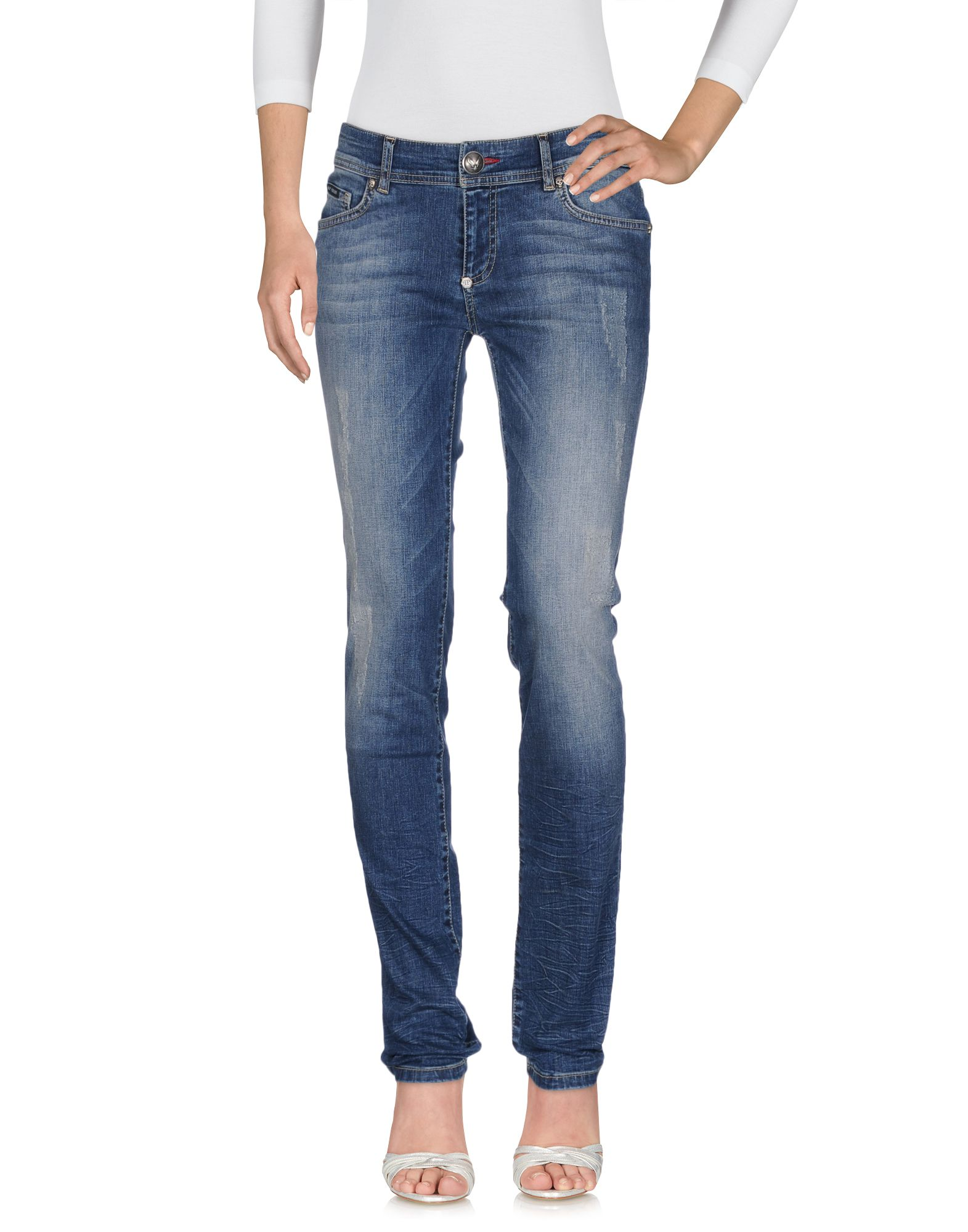 Pantaloni Jeans Philipp Plein Donna - Acquista online su