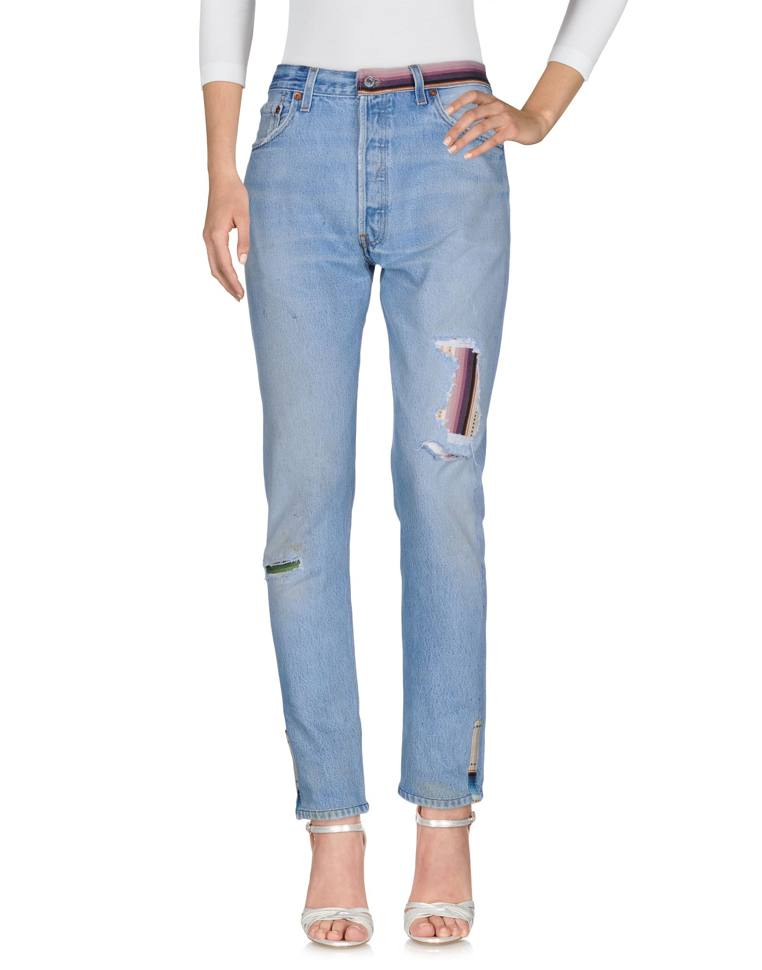 Pantaloni Jeans Re/Done By Levi's Donna - Acquista online su pgOviXI