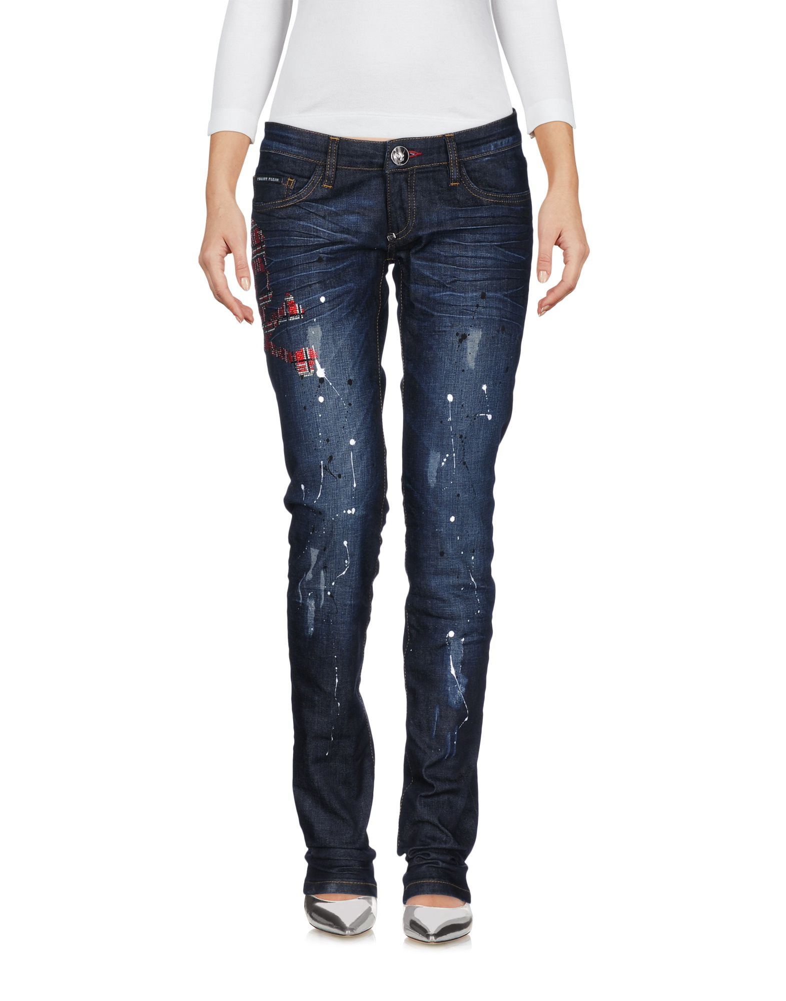 Pantaloni Jeans Philipp Plein Donna - Acquista online su HyO5inXD