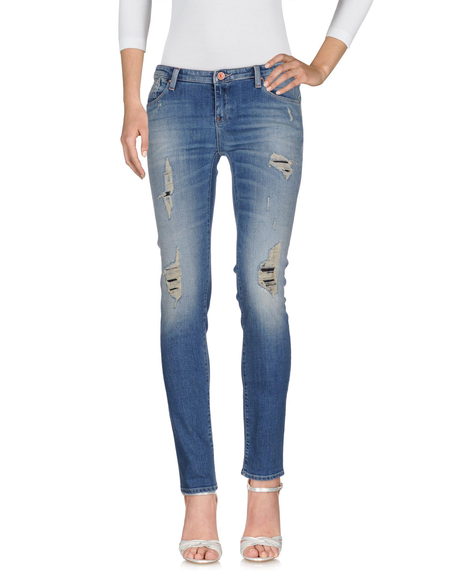 Pantaloni Jeans Armani Jeans damen - 42635945LC