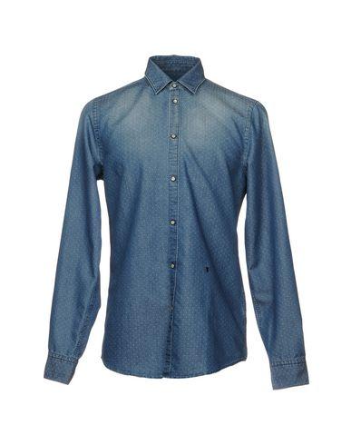 Sammlungen zum Verkauf TRUSSARDI JEANS Jeanshemd Sehen Sie online billig aUlnZEkc