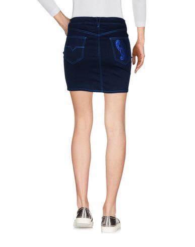 Versace Jeans Dongeri Skjørt mållinja billig pris rabatt med kredittkort rabatt 2014 nyeste ny billig pris qXnA3Zx