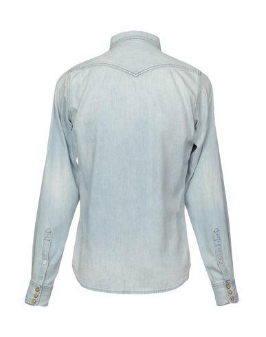 ny ankomst online Diesel Dongeri Skjorte klaring utsikt for billig pris pre-ordre billig online billig utforske 5oErDZ