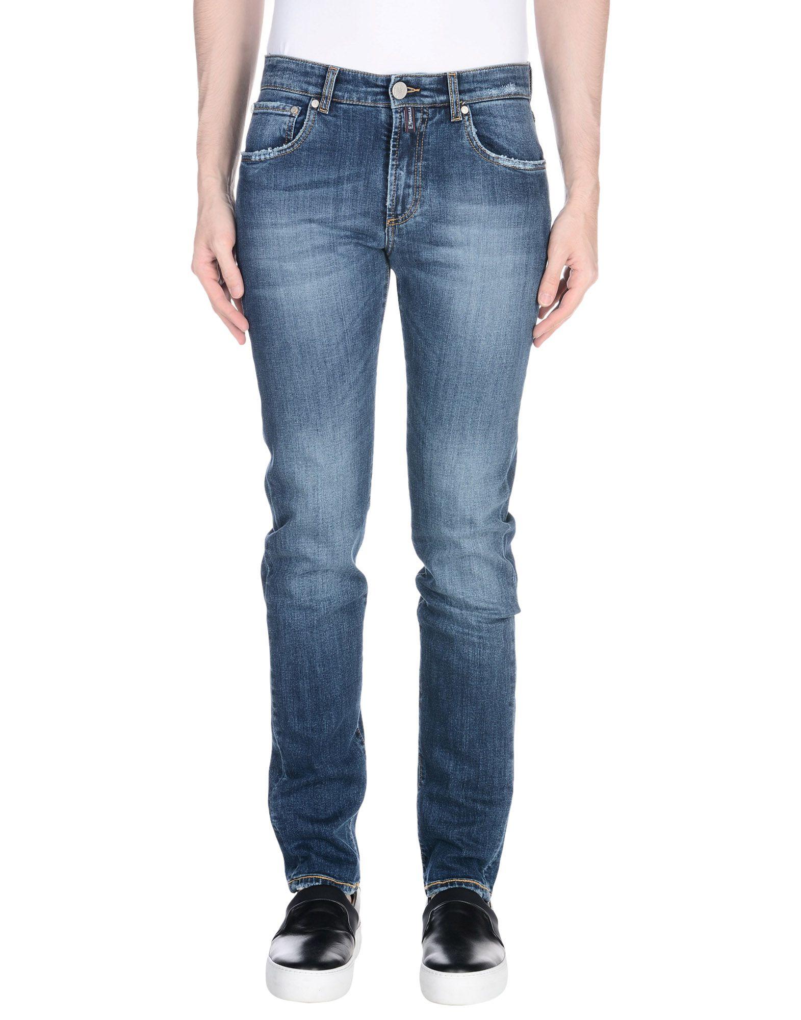 Pantaloni Jeans E.Marinella E.Marinella E.Marinella Uomo - 42637417MN 132465