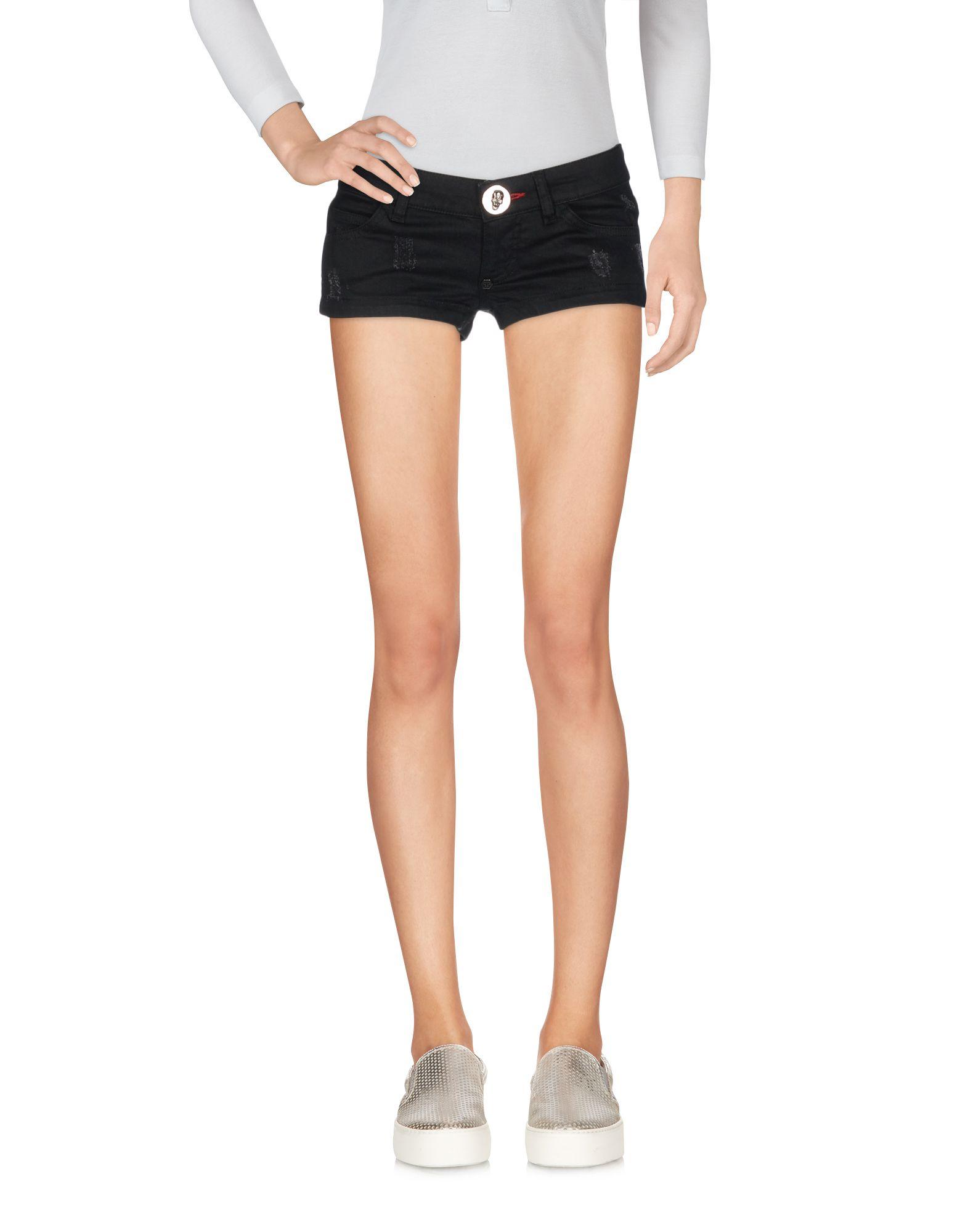 Shorts Jeans Philipp Plein Donna - Acquista online su 7sVW0YXm