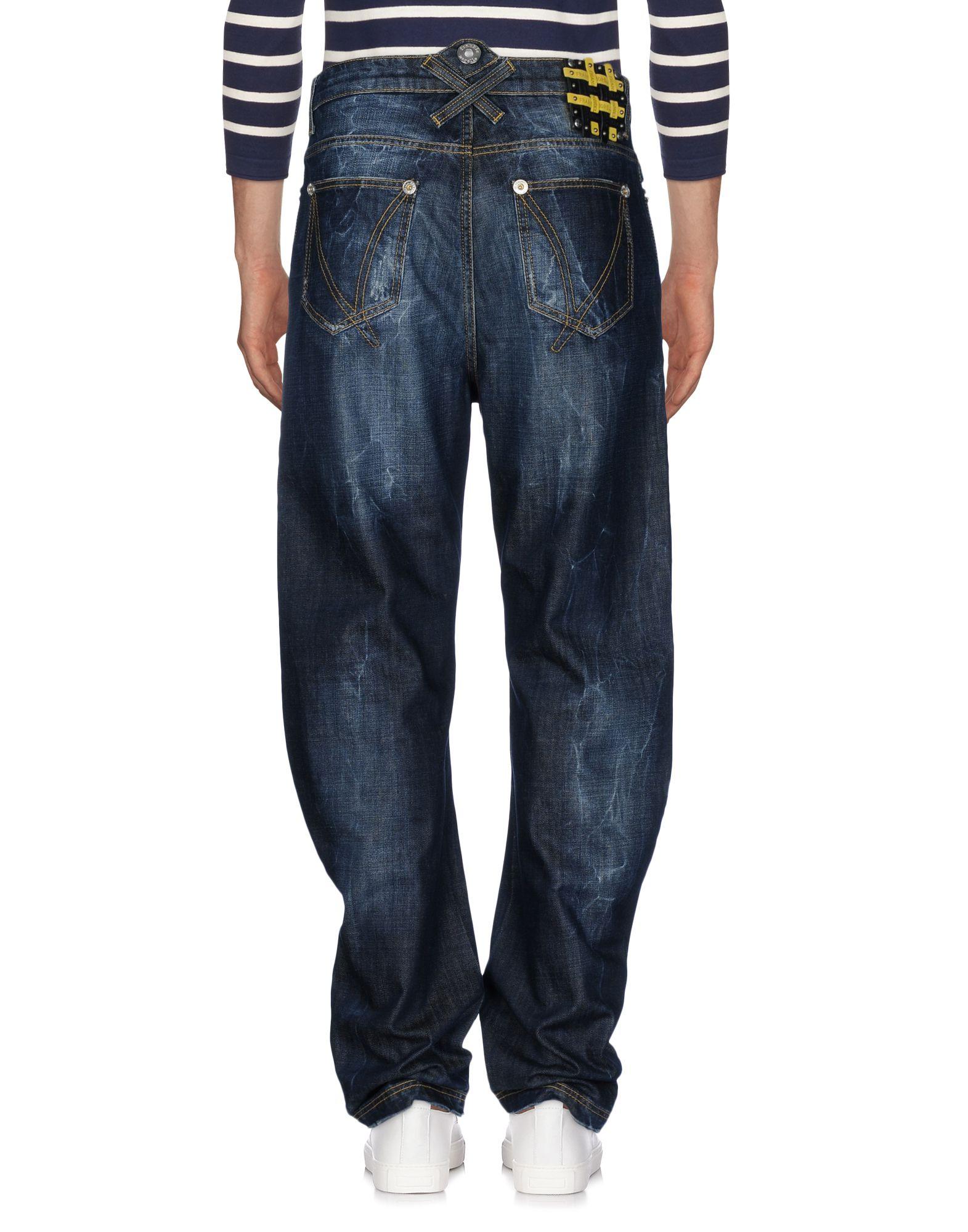 Pantaloni - Jeans Frankie Morello Uomo - Pantaloni 42638097DM e65068