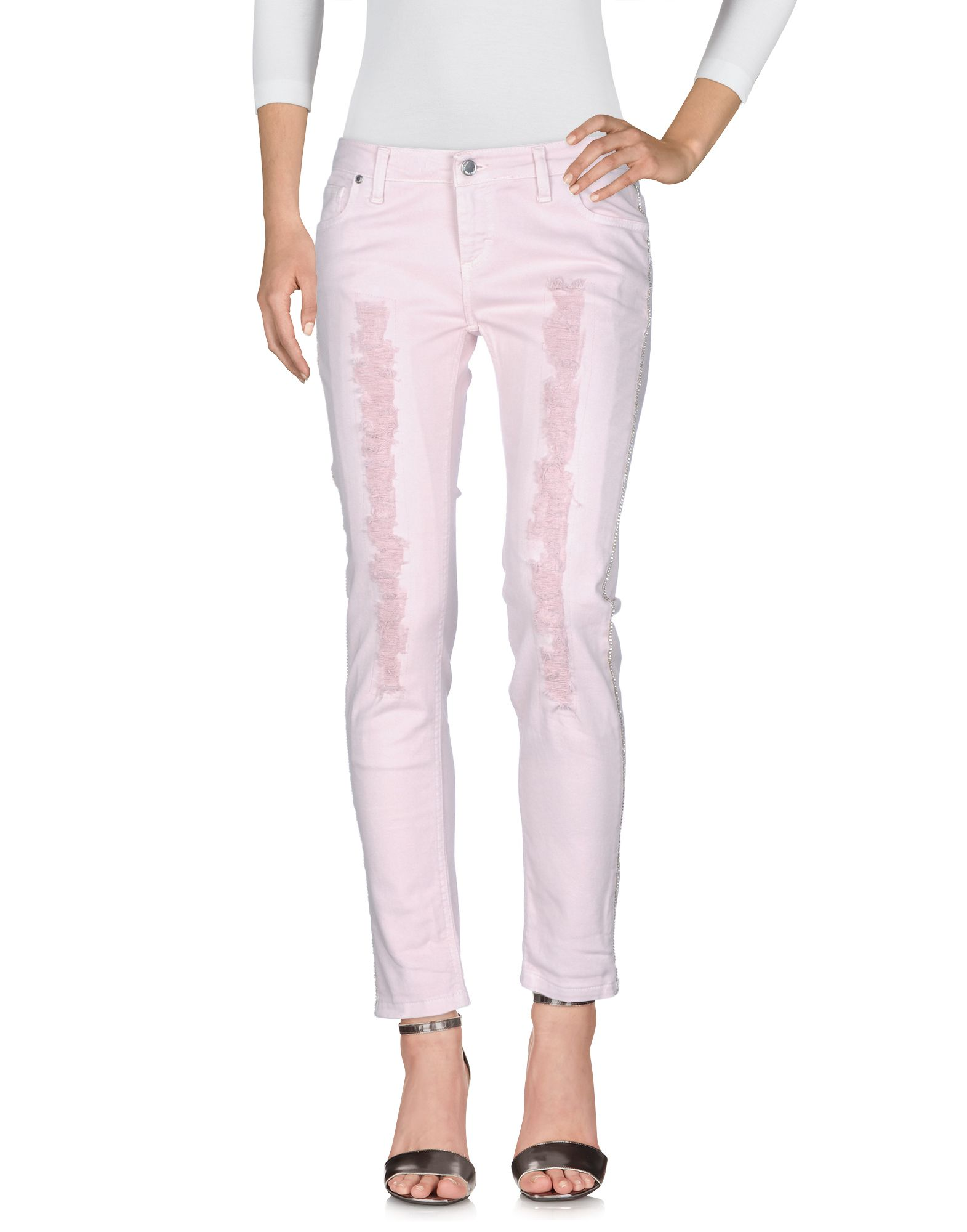 Pantaloni Jeans Jeans Jeans Suerte donna - 42638238WN 366