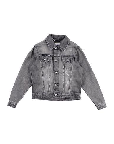 541429e1b92 Philipp Plein Denim Jacket Boy 3-8 years online on YOOX United States