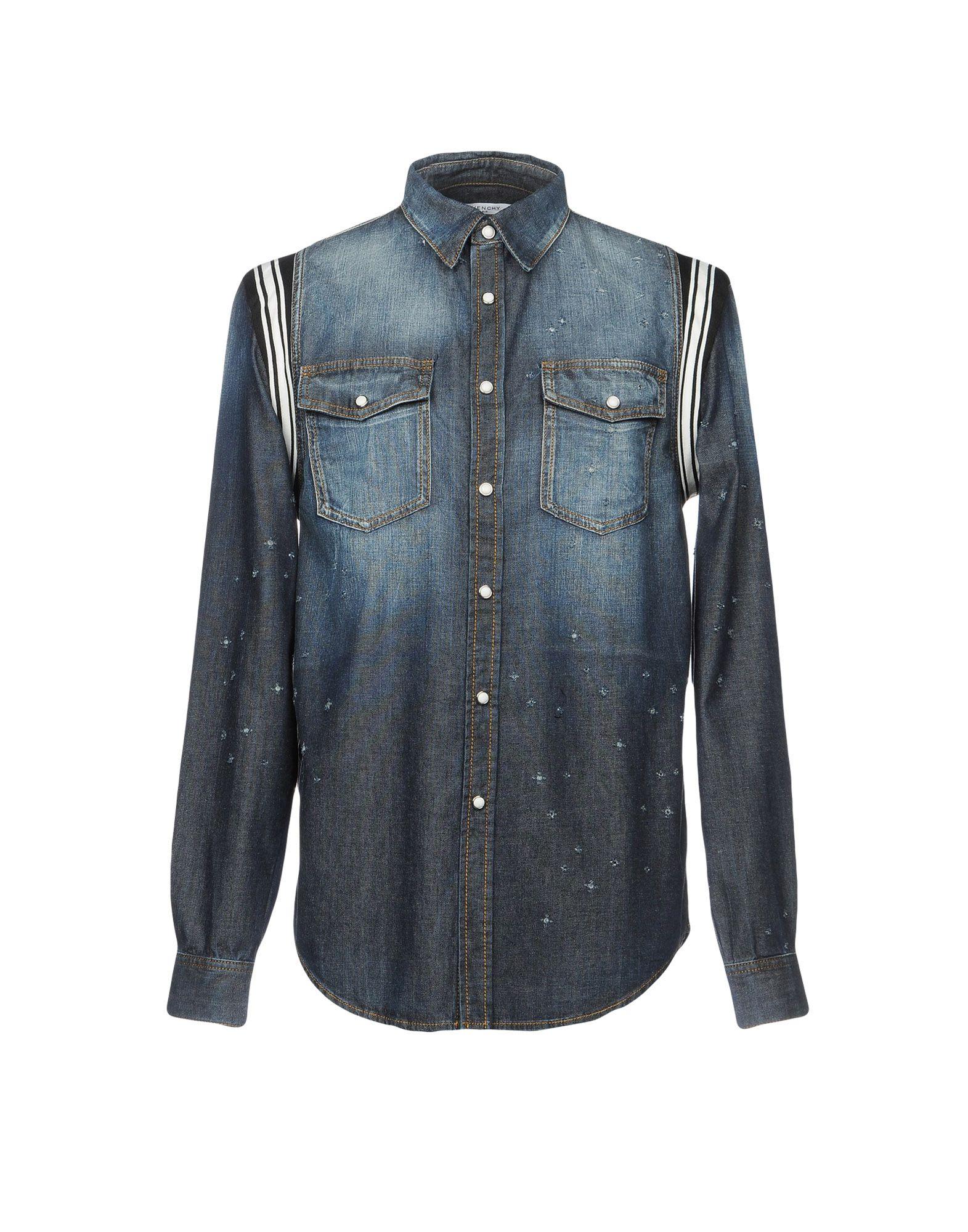 Camicia Jeans Givenchy Uomo - Acquista online su