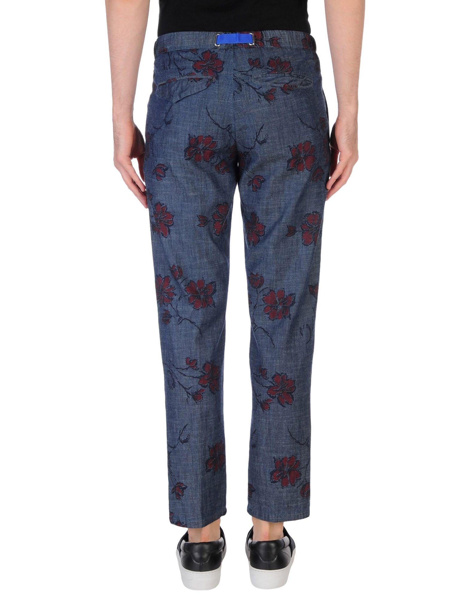 Pantaloni Jeans bianca Sand 88 Uomo - - - 42639188VM 531099