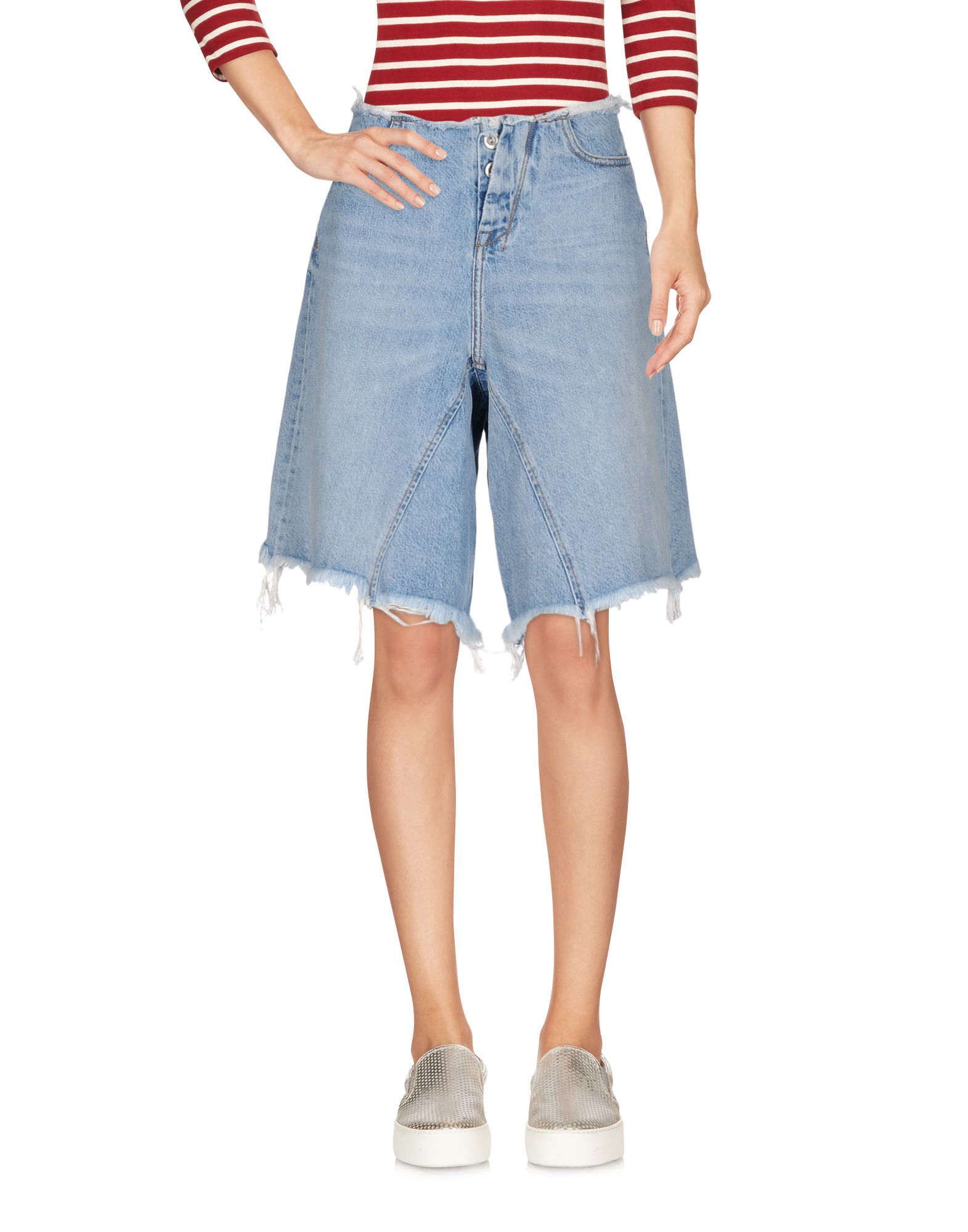 Shorts Jeans Ben Taverniti™ Unravel Project Donna - Acquista online su sBpKX