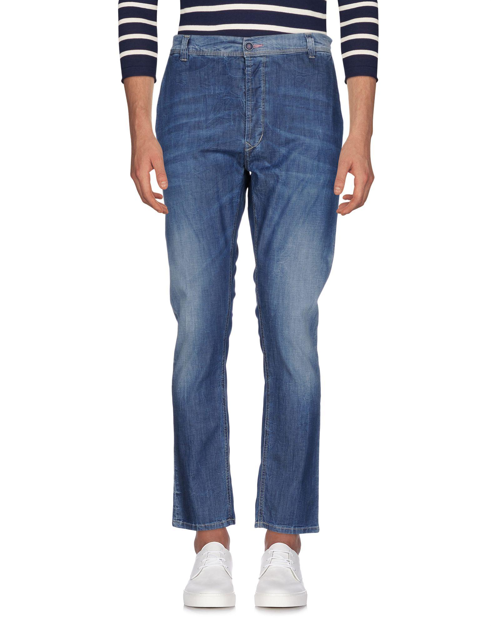 Pantaloni Daniele Jeans Daniele Pantaloni Alessandrini Uomo - 42639902RD 33bad9