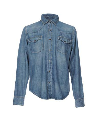 cheap for discount e3c02 6929b POLO RALPH LAUREN Camicia jeans - Jeans e Denim | YOOX.COM