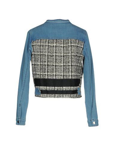 Karl Lagerfeld Denim Jakke billig billig rabatt 2015 nye billig komfortabel kjøpe billig wikien p6CgXmWHa