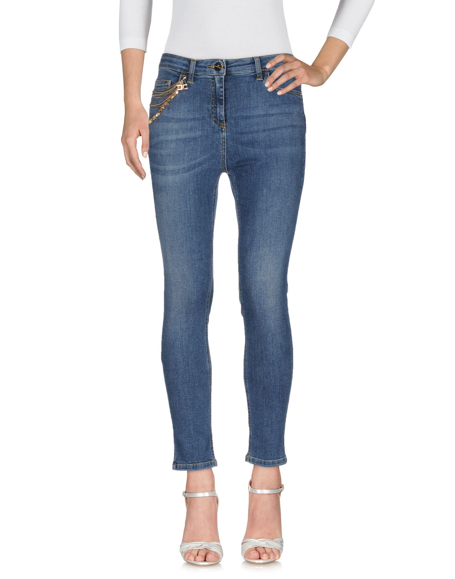 Pantaloni Jeans Elisabetta Franchi Jeans Donna - Acquista online su QjGciqn