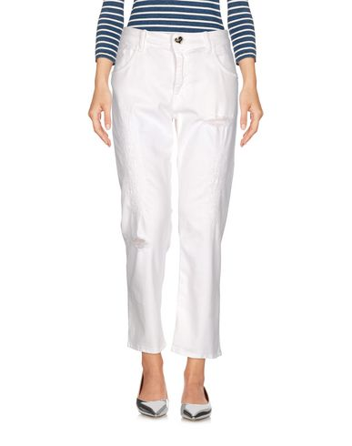 Twin-set Jeans Pantalones Vaqueros kjøpe billig 2015 WMtmCWd3w