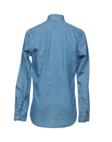 billig pris falske Scotch & Soda Camisa Vaquera billig salg butikken billig salg perfekt gratis frakt 2014 clearance 2014 nye wTZ8tK1G