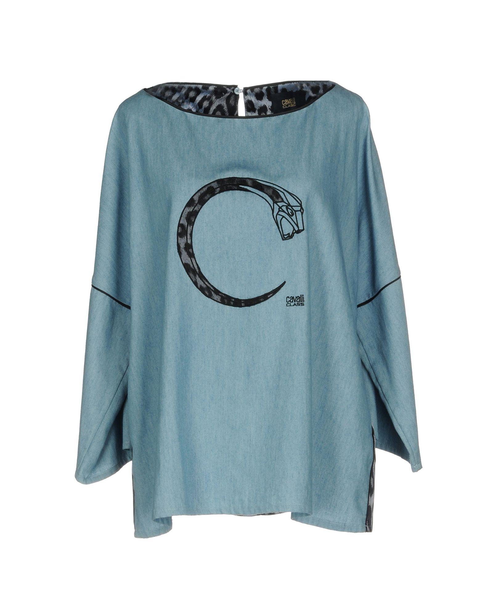 Camicia Jeans Class Roberto Cavalli Donna - Acquista online su 9CwnyZED
