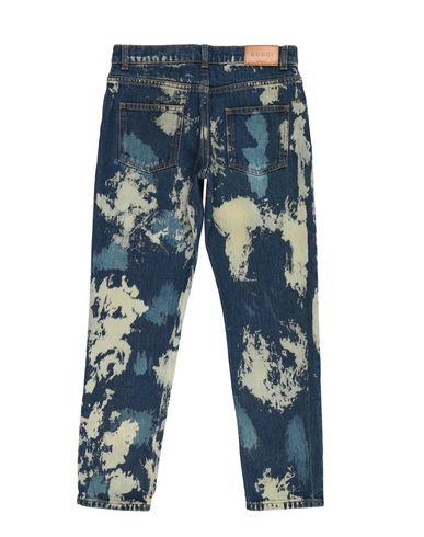 b0d871428a Pantaloni Jeans Gucci Bambino 9-16 anni - Acquista online su YOOX