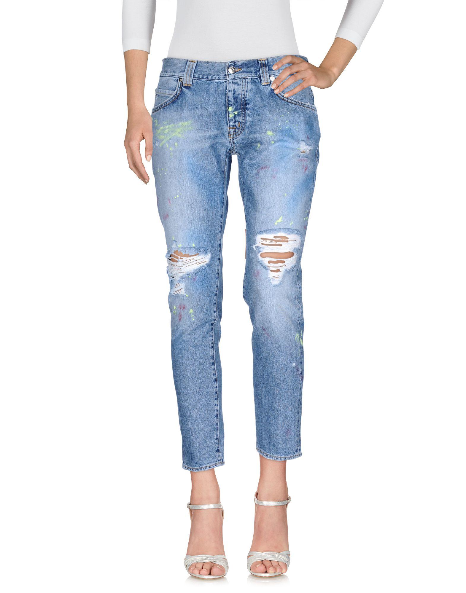 Pantaloni Jeans (+) People Donna - Acquista online su FmzgU