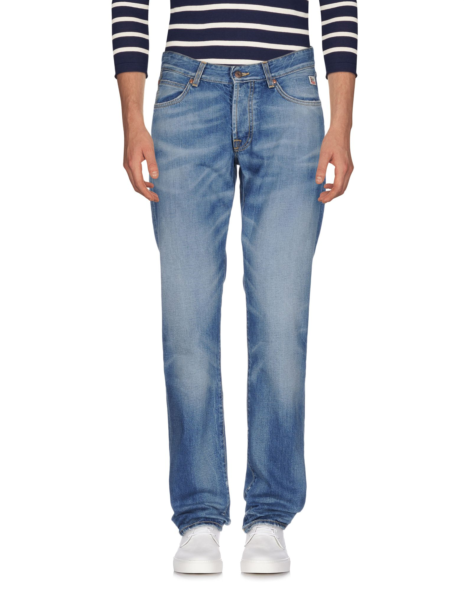 Pantaloni Jeans Roÿ Rogers Donna - Acquista online su