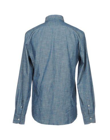 Deperlu Denim Shirt klaring ekte HVhTTOBH