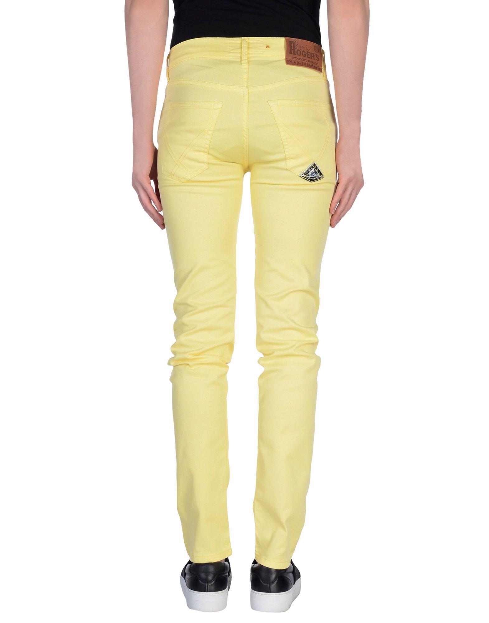 Pantaloni Jeans Ro  Roger's Uomo - - - 42642307AA 560990