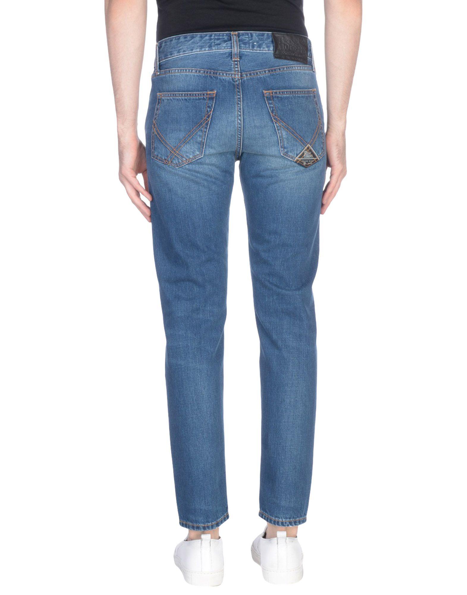 Pantaloni Jeans Jeans Pantaloni Ro  Roger's Uomo - 42642505PK 662d57