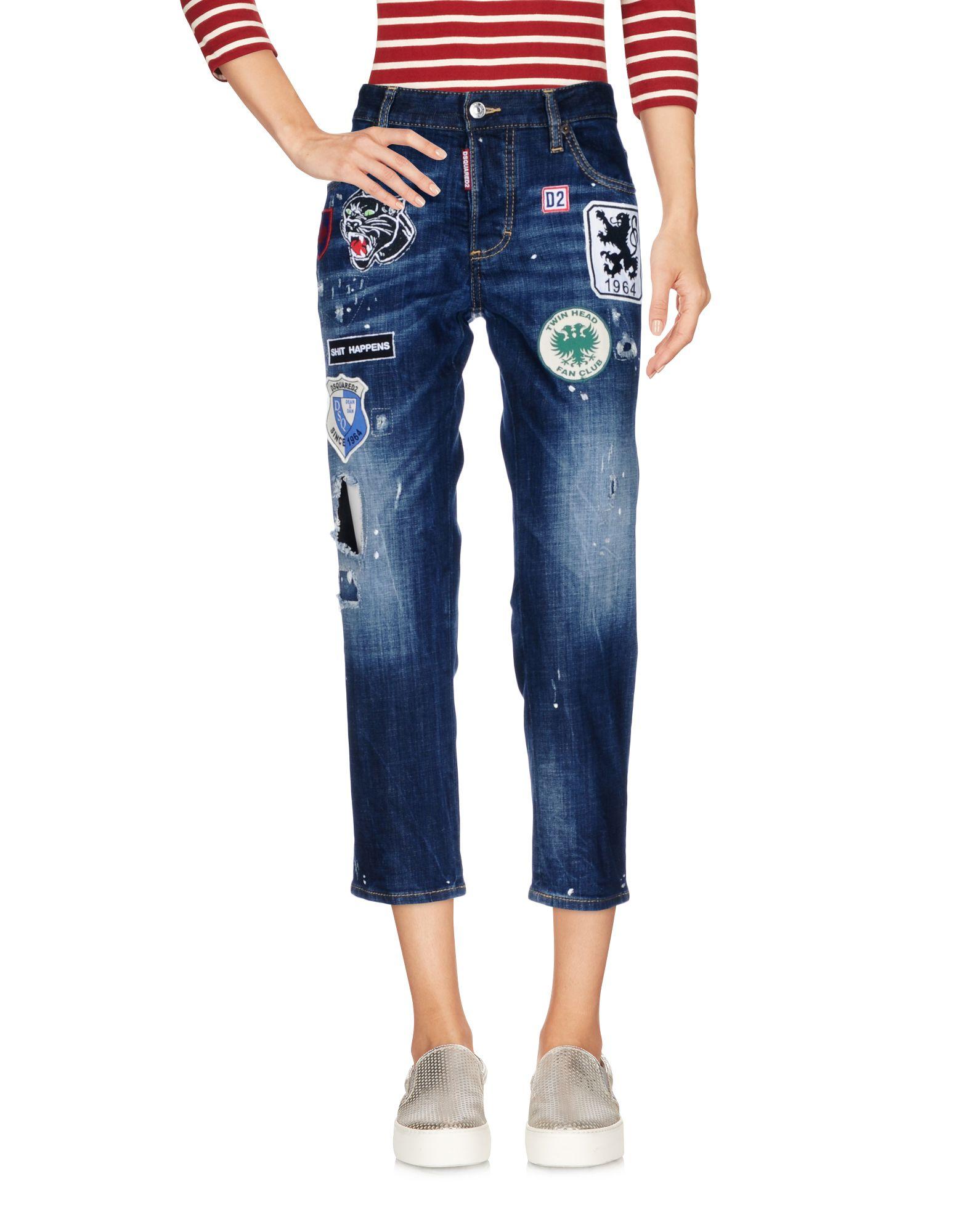 Pantaloni Jeans Dsquared2 Donna - Acquista online su SluyCmP